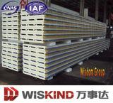 """Panneau """"sandwich"""" en gros neuf de la structure métallique PU/Polyurethane de la Chine"""
