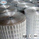 Il materiale da costruzione ha galvanizzato la rete metallica saldata con l'iso 9001