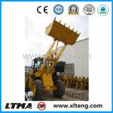 Китайский мни-погрузчик 3 тонны передней колесный погрузчик с 1.7m3 ковша