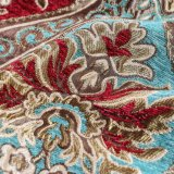 Противостатическая ткань софы синеля полиэфира жаккарда для домашнего тканья