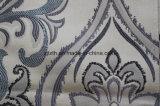 Tela de los muebles del sofá del telar jacquar de la tela del sofá de Dubai
