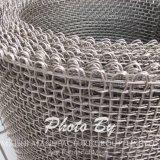 De aço inoxidável de alta qualidade Tecidos de malha do filtro