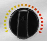 Встречный верхний ряд газа черни с 6 горелками
