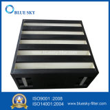 V-bank HEPA de Filter van de Lucht voor het Stijve Systeem van de Doos HVAC