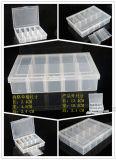 Rectángulo plástico Hsyy1203 del envase de almacenaje de la alta calidad caliente de la venta