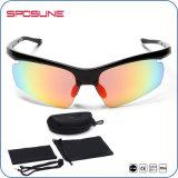2018 Nuevo marco negro UV400 Atlético gafas Gafas gafas de sol reflejados