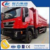 Heavy Duty Iveco 430 H/P Mining Rock Dumper Camion 8x4