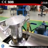 Heiße Ausschnitt-Pelletisierung-Strangpresßling-Körnchen-Verdrängung-umweltsmäßigmaschine