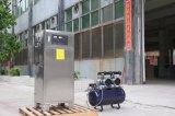 100g/H al generador industrial del ozono 2kg/H para el tratamiento de aguas