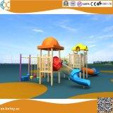 Exterior de diseño de buques equipos de juego para niños HX2501b