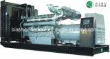 開きなさいパーキンズエンジン338kVA (BPM270)を搭載するタイプディーゼル発電機セットを
