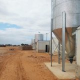 La struttura d'acciaio prefabbricata di Hapy si è liberata di per la Camera di pollicultura