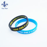 Custom barato pulseiras de silicone para o Partido Popular