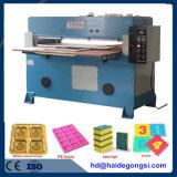 La precisión de la columna 4 troqueladora hidráulica para la tarjeta de papel/Papel/Rompecabezas papel Craft