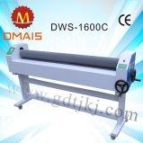 Máquina fria manual da laminação da película do formato largo do DMS