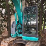 Feito na máquina escavadora 2013 usada da maquinaria de construção de Japão 12ton Kobelco Sk-135sr