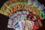 Empaquetadora de alta velocidad horizontal de la bolsita para el polvo del condimento, producto herbario, farmacéutico