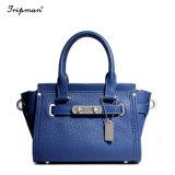Il sacchetto di Tote di cuoio delle donne Parte-Tratta le borse per le signore dell'ufficio delle ragazze