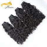 El mejor pelo de Remi de los surtidores del pelo del envío libre mojado y ondulado