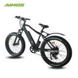 不安定なモーターを搭載する超AMSTde 14 Bafang 1000W電気Fatbike