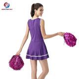 Оптовая торговля полиэстер Dance форму Пользовательские Sublimated Cheerleading форму