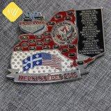 良質の工場価格の記念品の軍隊の保安官の警官軍隊の硬貨