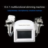 Portable bipolaire tripolaire Face Lift serrer vide de la peau de la cavitation RF pour utilisation à domicile de la machine