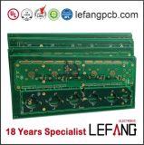 PWB da placa de circuito do revestimento da superfície de OSP para o instrumento médico