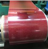 Placa de acero laminada hermosa del color PVC/PCM/VCM Steelcoated para las piezas eléctricas del calentador de agua