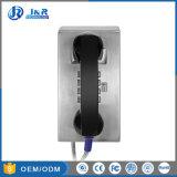 熱い販売の耐圧防爆電話SIP VoIPによってワイヤーで縛られる刑務所の電話
