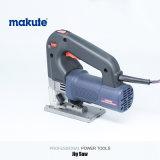 Makute木65mm電気ジグはバンドがレーザーによって切断見たことを見た