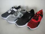 GroßhandelsFlyknit im Freiensport bereift Mens-und der Frauen laufende Schuhe
