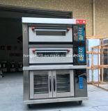 Forno di cottura del gas degli apparecchi di cucina 3-Deck 9-Tray dal 1979