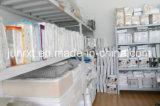 Protector de colchón impermeable de bambú/Encasement/cubierta/Pad