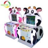 美しいデザイン小さい子牛の子供音楽ゲーム・マシン