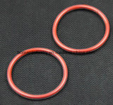 La gomma incapsulata del giunto circolare di Silicone/FPM sigilla il giunto circolare di FEP