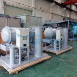 Sistema de la regeneración del petróleo de la turbina de Dehyfration de la serie del Jt