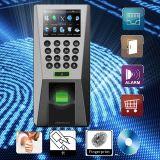Zk Fingerabdruck-Zugriffs-Controller PARA Control De Acceso (F18)