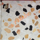 Высокомарочное Precast крытое & напольное Decaration, белые плитки Terrazzo