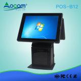 POS-B12 Restaurante Windows todo en un sistema POS pantalla táctil con impresora