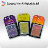 Tarjetas educativas personalizadas de las tarjetas que juegan del papel para los niños