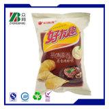 Продовольственной упаковке чипсы мешок
