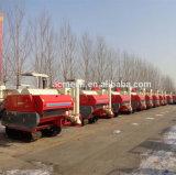 Рис и соевых бобов комбайном ремень на гусеничном ходу машины для продажи