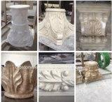 庭の景色のために切り分けるカスタマイズされた大理石または花こう岩の石造り手によって切り分けられる庭の彫刻か彫像または動物