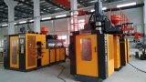HDPE車のオイルタンクの放出のブロー形成機械