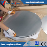 DC/Cc de Cirkel van het Aluminium voor Cookware (1050, 1060, 1200, 3003)