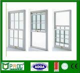 081027ls simples en aluminium Pnoc Hung fenêtre avec un bon prix