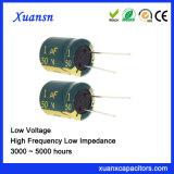Het hete Lage Voltage van de Condensator van de Verkoop 50V 1UF Elektrolytische