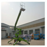 14-18 Lijst van de Boom van de Lift van de Aanhangwagen van meters de Hydraulische met Ce