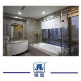 Il marmo grigio Polished popolare naturale di Bosy di alta qualità per le lastre della parete di Bathoom si dirige le mattonelle della parete della cucina & della stanza da bagno della decorazione/stanza da bagno della pavimentazione